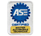 ASE Master Certified Technician